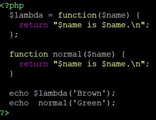 Simple Lambda function layout